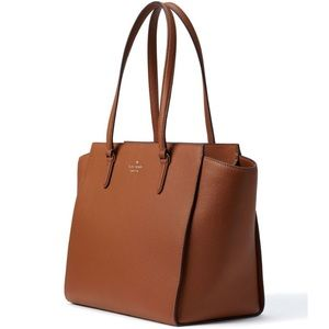 kate spade new york Jackson Leather Medium Tote